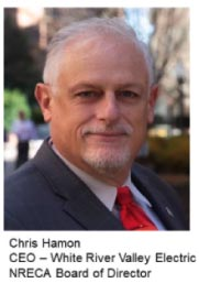 Chris Hamon White River Valley Electric